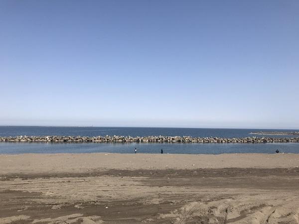 上越市 海岸線