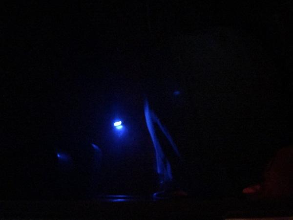 ボックス内照明 検証