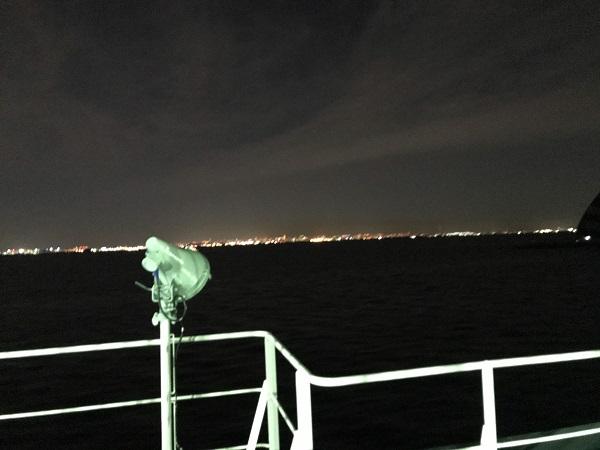東京湾 夜景