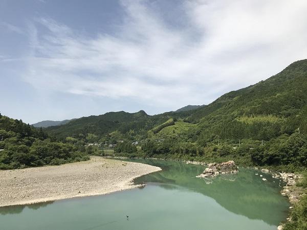 四国 自然