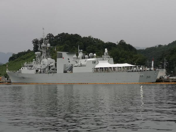 カナダ海軍 フリゲート艦
