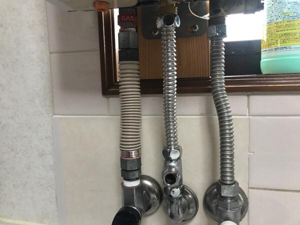 食洗機 配管
